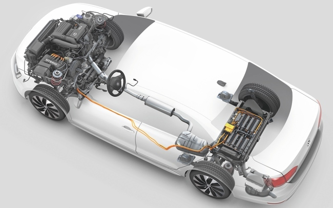 Volkswagen Jetta Hybrid 02
