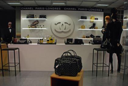 Chanel estrena su corner en Dover Street Market