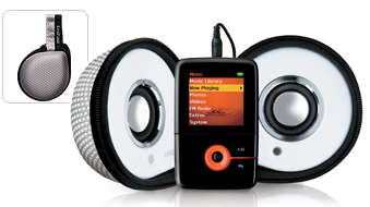 TravelSound PoPz, altavoces portátiles de Creative