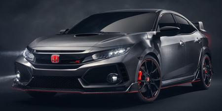 Honda Civic Type R Precios Versiones Y Equipamiento En Mexico