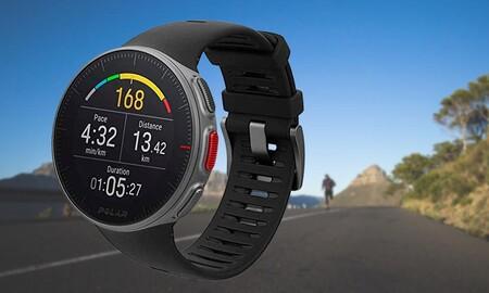Controla los kilos de más tras las Navidades con un reloj deportivo como el Polar Vantage V, ahora en El Corte Inglés por 289 euros