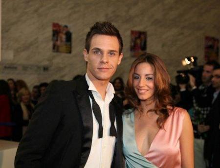 Almudena Cid y Christian Gálvez, otros que se casan
