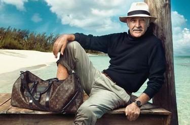 Louis Vuitton y su bolsa Monogram Waterproof