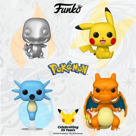 Nuevos Funko POP de Pokémon en Amazon México