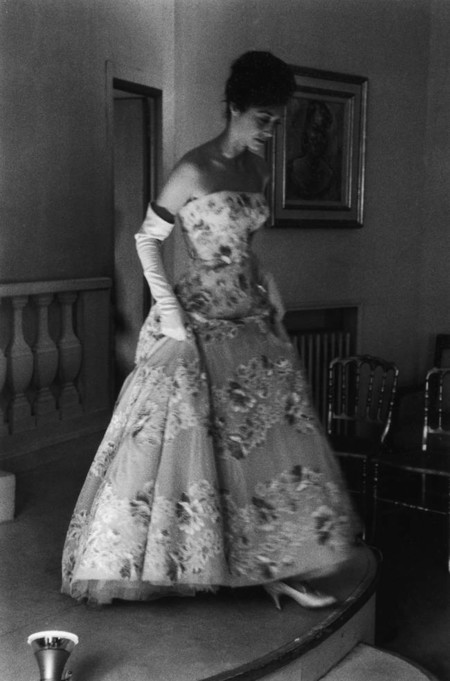 Vestido Carven 1960