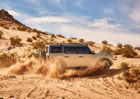 Ford Bronco A Prueba En Utah 1