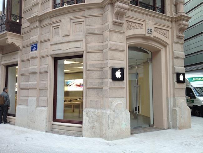 Foto de Apple Store Calle Colón (Valencia) (41/90)