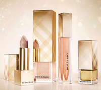 Un toque dorado y nude en tu maquillaje de la mano de Burberry y su Golden Light Collection