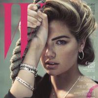 W Magazine Korea: Kate Upton