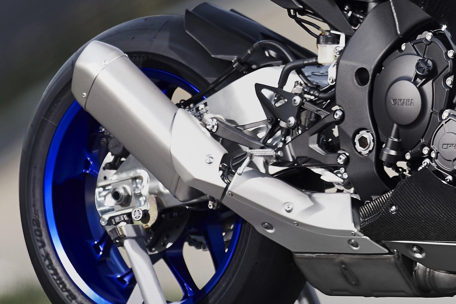 Foto de Yamaha YZF-R1 2020 (57/61)