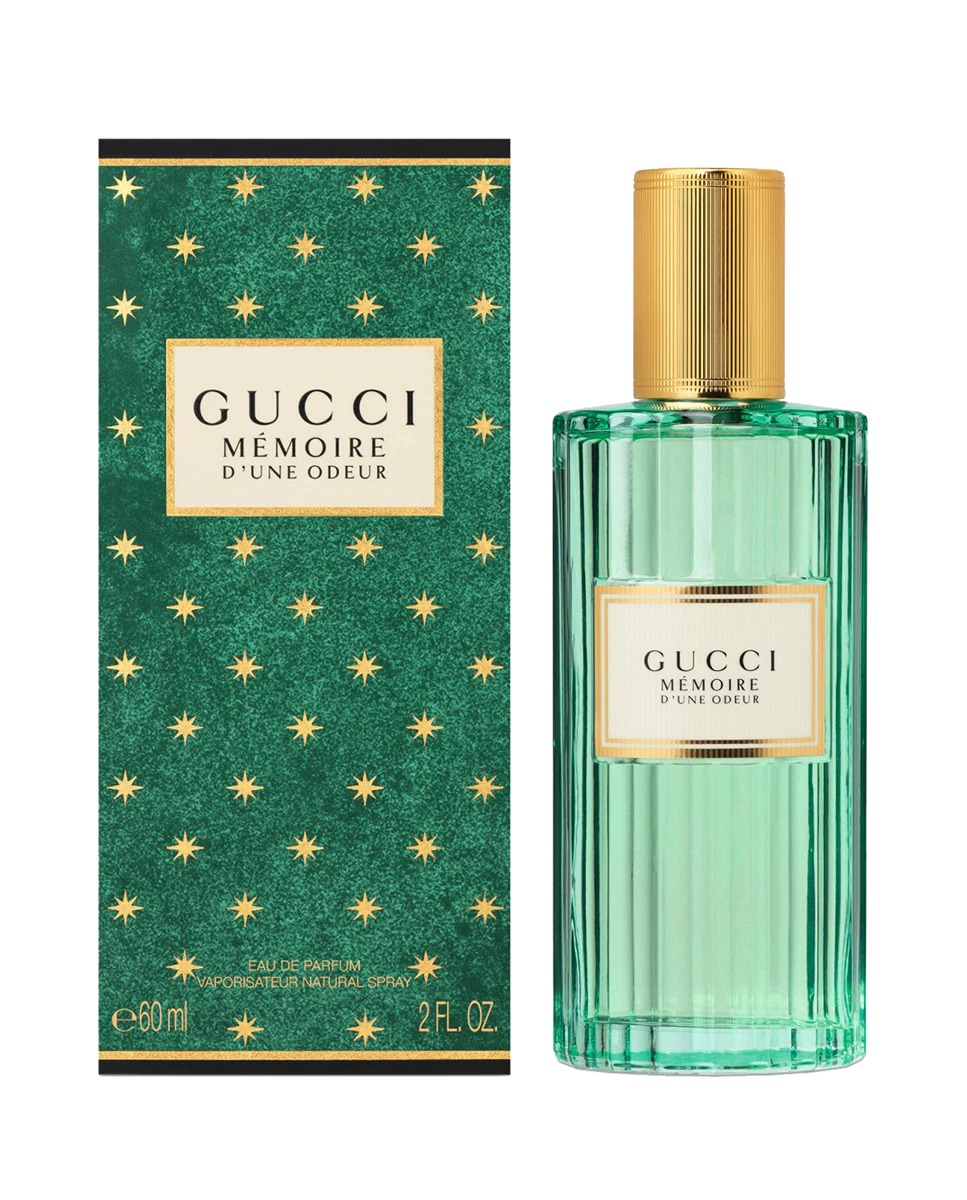 Eau de Parfum Gucci Mémoire d'une Odeur.