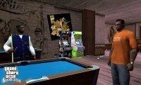 El GTA San Andreas de PS2 tiene el juego x