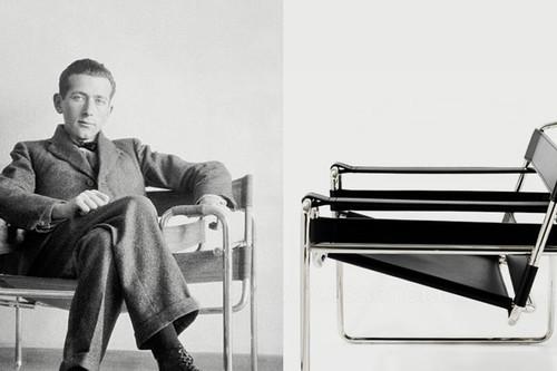 Diez famosas piezas de la Bauhaus que se conservan muy bien a pesar de que haber cumplido cien años