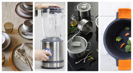 Rebajas de El Corte Inglés: electrodomésticos, utensilios y menaje de cocina a mitad de precio