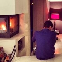 No se puede ser más mono que Iker Casillas con sus 'momentos Martín'