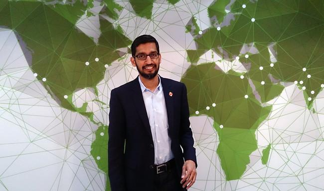 El hijo de 11 años de Sundar Pichai está minando Ethereum en un ordenador que el mismo CEO de Google armó