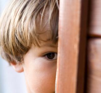 Si eres alto, pálido y de ojos azules probablemente seas tímido