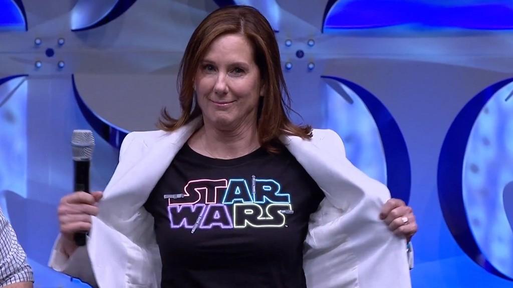 Kathleen Kennedy seguirá al mando de Star Wars: Disney renueva a la jefa de Lucasfilm hasta 2021