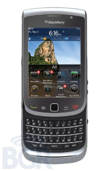 BlackBerry Torch 2, una inesperada y potente renovación