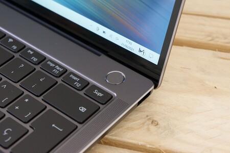 Huawei Matebook X Pro 2021 Review Xataka Lector Hueklas