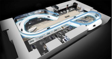 BMW montará un circuito en el Salón de Fráncfort para promocionar el i3