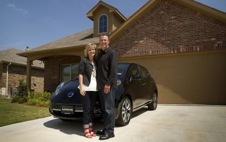 El Nissan LEAF alcanza las 50.000 unidades vendidas en los Estados Unidos