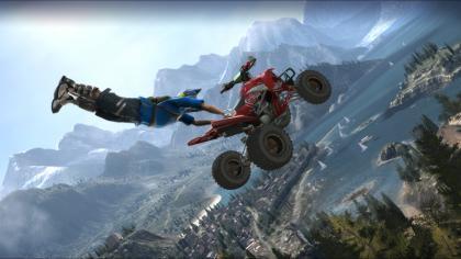 Pure, un videojuego de quads espectacular
