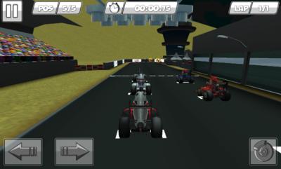 MiniDrivers, Fórmula 1 al más puro estilo Mario Kart