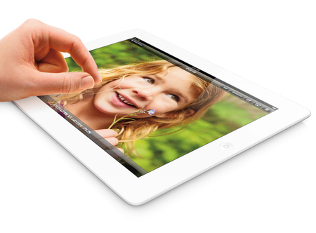 iPad de cuarta generación, ya está aquí