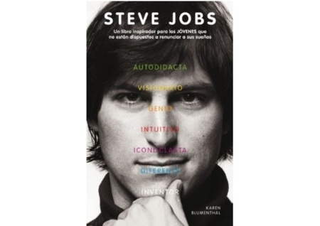 Steve Jobs, Un libro inspirador para los JÓVENES que no están dispuestos a renunciar a sus sueños (Oferta finalizada)