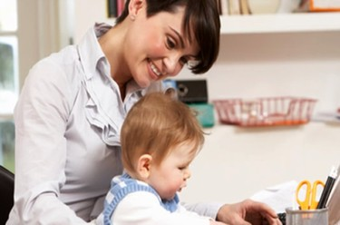 Madres emprendedoras: gestionad bien las interrumpciones
