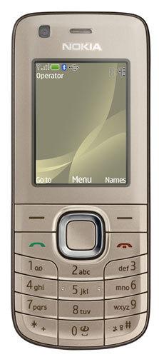 Nokia 6216 classic, con tecnología NFC