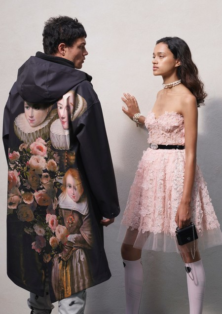 Hm Giambattista Valli Look Book 4