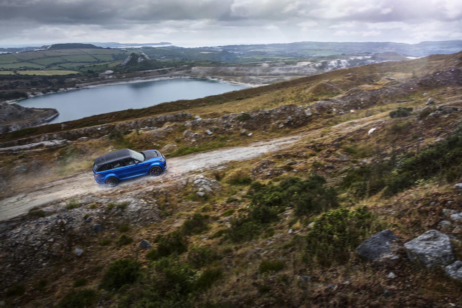 Foto de Range Rover Sport SVR 2018 (8/21)