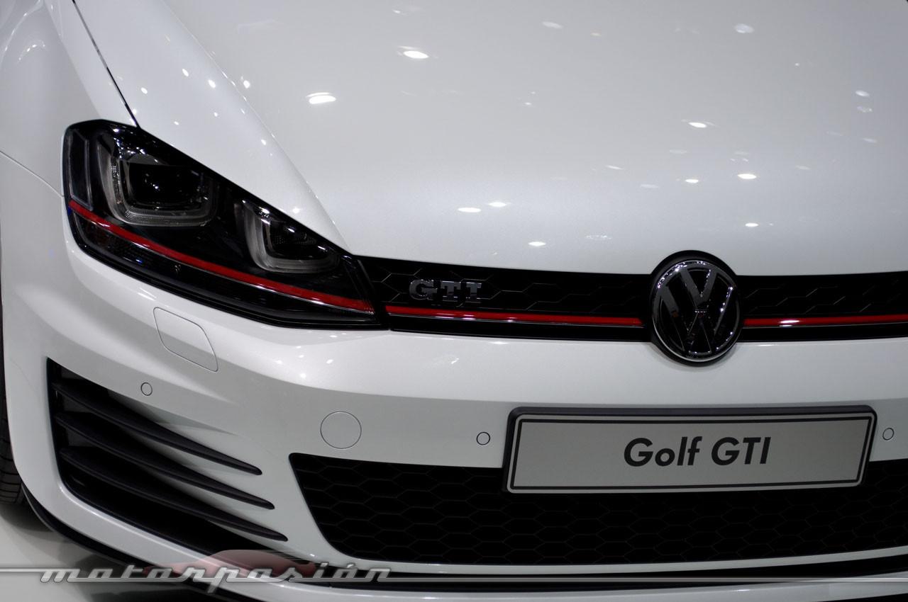 Foto de Volkswagen Golf GTI 2013 (1/8)