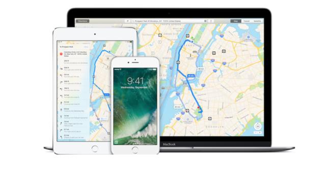 Mapas de Apple ahora también muestra puntos de carga para coches eléctricos y puntos de alquiler de bicicletas en Europa