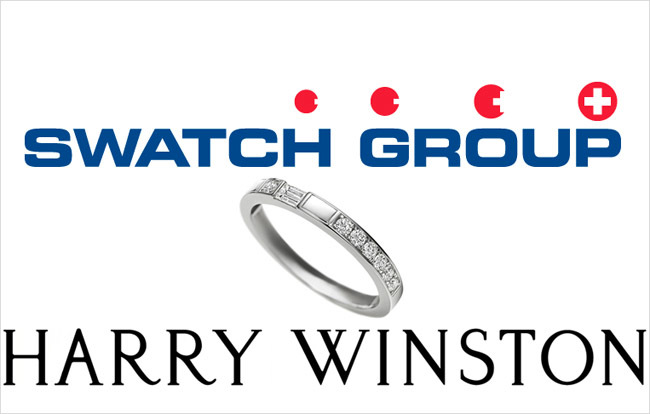 Swatch and Harry Winston