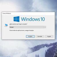 Cómo apagar tu ordenador con Windows con el teclado