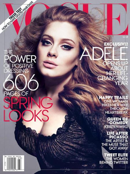 Vogue US, marzo 2012