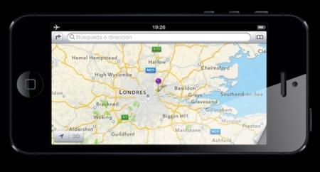Los mapas de Apple en iOS 6 incluyen (algo parecido a) un modo offline