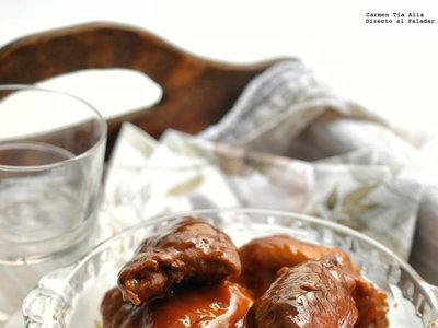 Contramuslos de pollo en salsa sriracha a baja temperatura. Receta con y sin Crock Pot