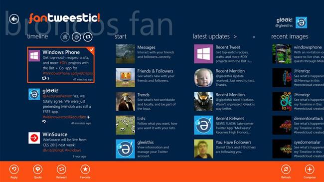 fantweestic! App