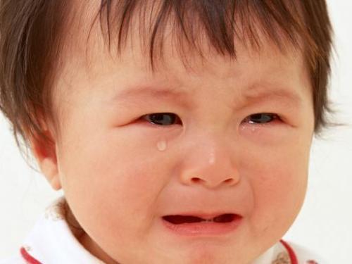 aftas boca niños 2 años