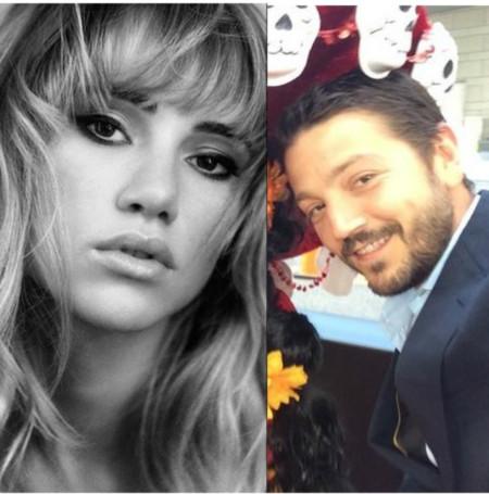 Suki Waterhouse ya tiene sustituto para Bradley Cooper: Diego Luna