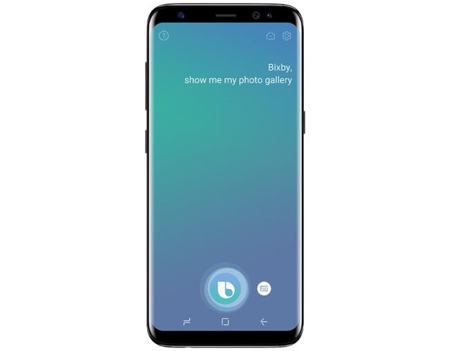 Samsung Bixby asistente de voz