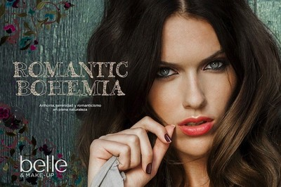 Colección Romantic Bohemia de Belle & Make up. La probamos