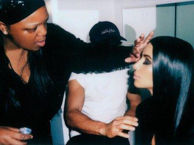 Kim Kardashian tiene ya su propia sombra de ojos gracias a Pat McGrath