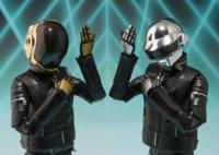 Daft Punk, del universo musical al olimpo del PVC vía Bandai