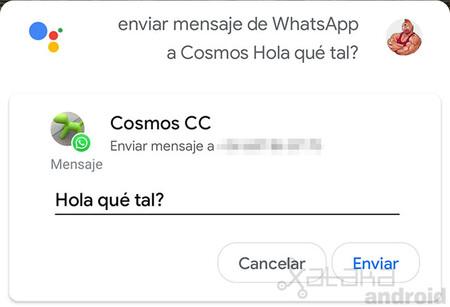 Whatsapp Asistente
