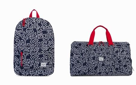 El Legado Pop De Keith Haring Mas Vivo Que Nunca En La Nueva Colaboracion Con Herschel Supply 2